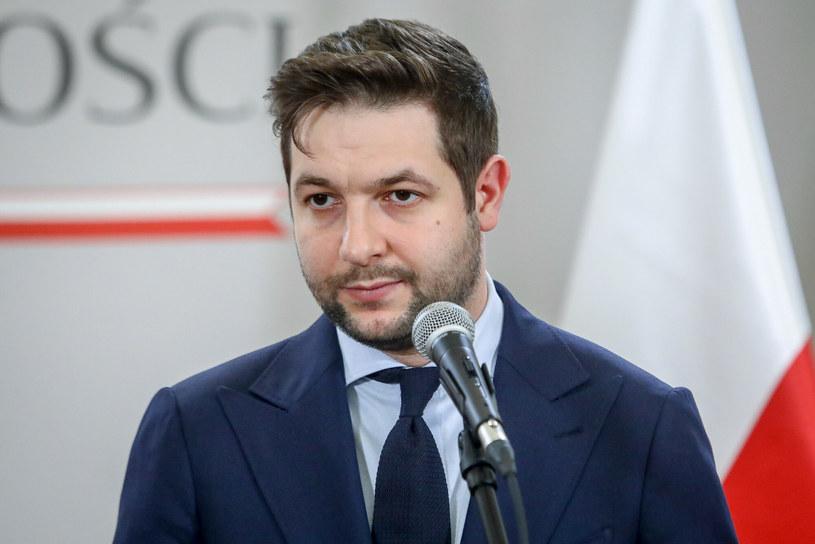 Europoseł Patryk Jaki /Tomasz Jastrzebowski/REPORTER /East News