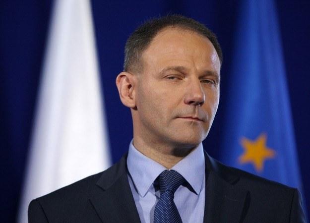Europoseł PO Jacek Protasiewicz. /Stanisław Kowalczuk /East News