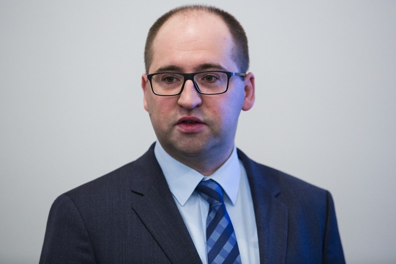 Europosel Polski Razem Adam Bielan /Andrzej Hulimka  /Reporter