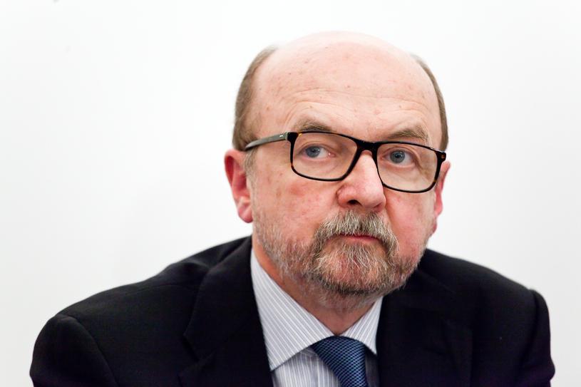 Europoseł Ryszard Legutko (PiS) /KAROL SEREWIS /East News