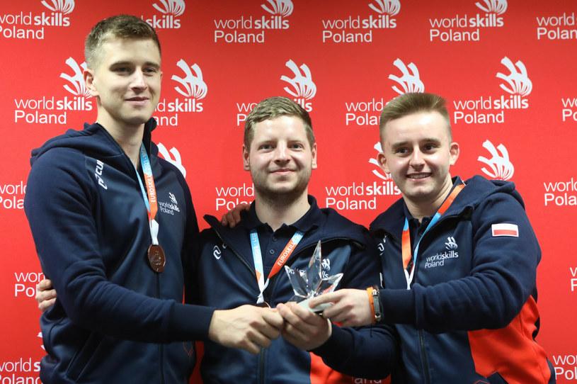 EuroSkills: Polacy z brązowymi medalami /Tomasz Jastrzębowski /Reporter