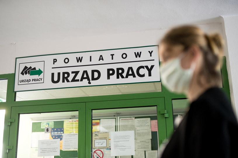 Eurostat: Bezrobocie w Polsce nie rośnie. /Daniel Dmitriew /Agencja FORUM