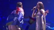 Eurowizja 2017: Wiadomo, kto pokazał nagie pośladki