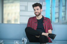 Eurowizja 2021: Duncan Laurence zakażony koronawirusem. Wystąpił na otwarciu konkursu