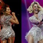 Eurowizja 2021: Finał konkursu pełen klonów Beyonce i Kim Kardashian