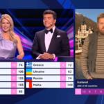"""Eurowizja 2021: Islandzki przedstawiciel jury podbił serca widzów! Wszystko za sprawą """"Jaja Ding Dong"""""""