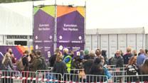 Eurowizja 2021: W Rotterdamie kończą się przygotowania do konkursu