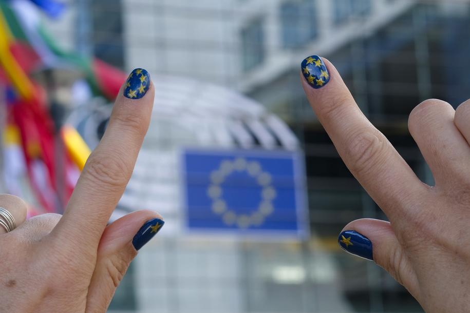 Eurowybory 2019 odbędą się w niedzielę 26 maja /OLIVIER HOSLET /PAP/EPA