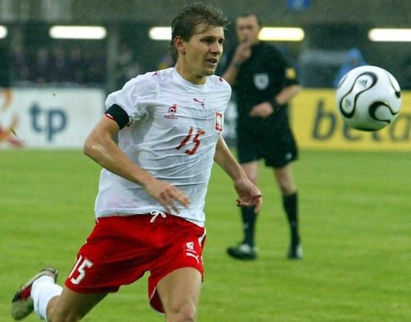Euzebiusz Smolarek cztery razy trafił do bramki rywali, fot. Wojciech Łysko /Agencja Przegląd Sportowy