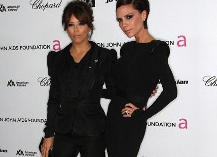 Eva Longoria i Victoria Beckham /Getty Images/Flash Press Media