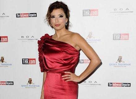 Eva Longoria ma zaledwie 158 cm wzrostu /Getty Images/Flash Press Media