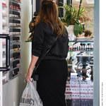 Eva Longoria niebawem rodzi, ale nie rezygnuje z zakupów