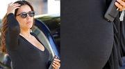 Eva Longoria w zaawansowanej ciąży