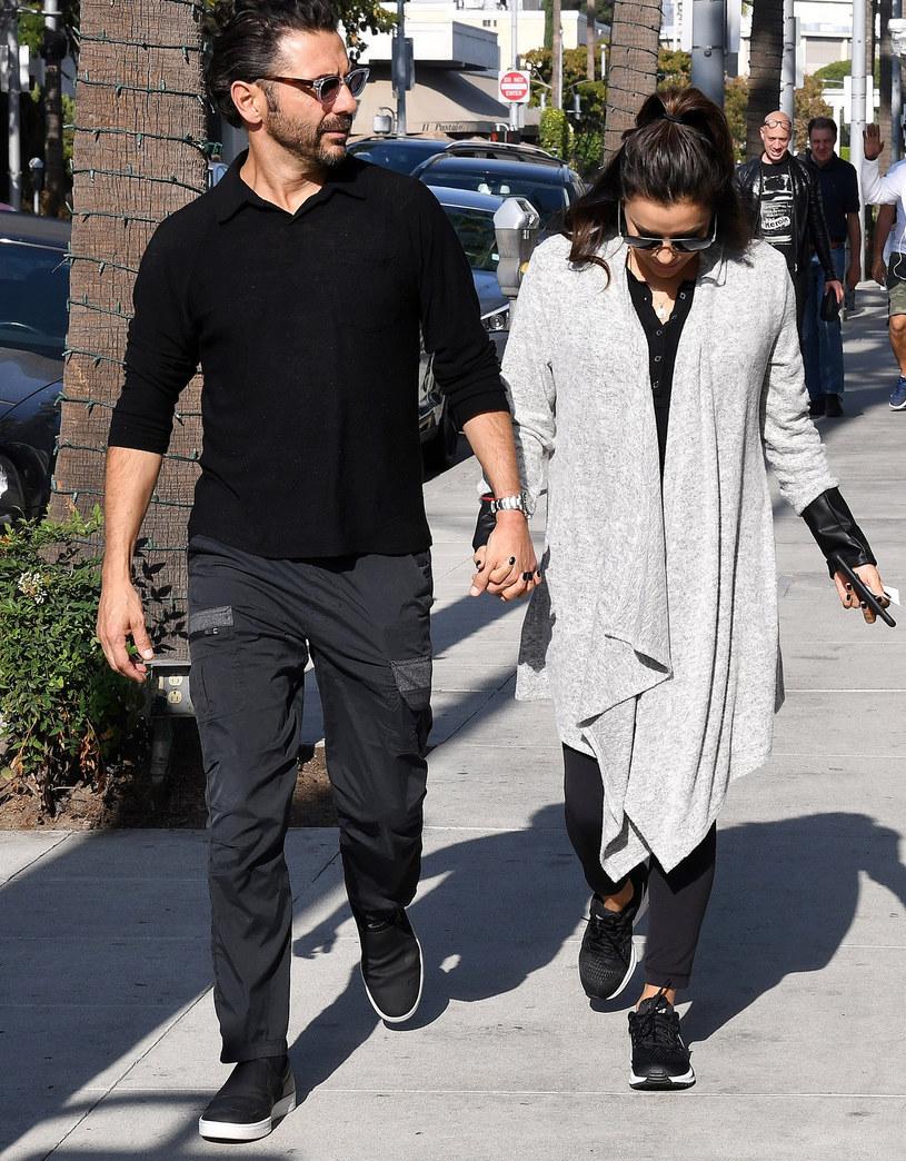 Eva Longoria z mężem /Mario Xavier/Broadimage /East News