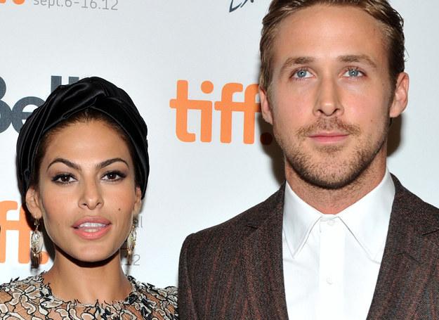 Eva Mendes i Ryan Gosling niedawno zostali rodzicami /Getty Images