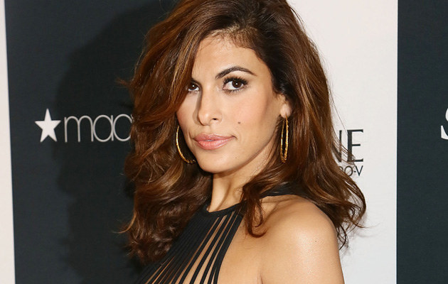 Eva Mendes /Astrid Stawiarz /Getty Images