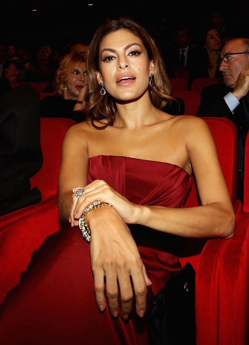 Eva Mendes /Vittorio Zunino Celotto /Getty Images