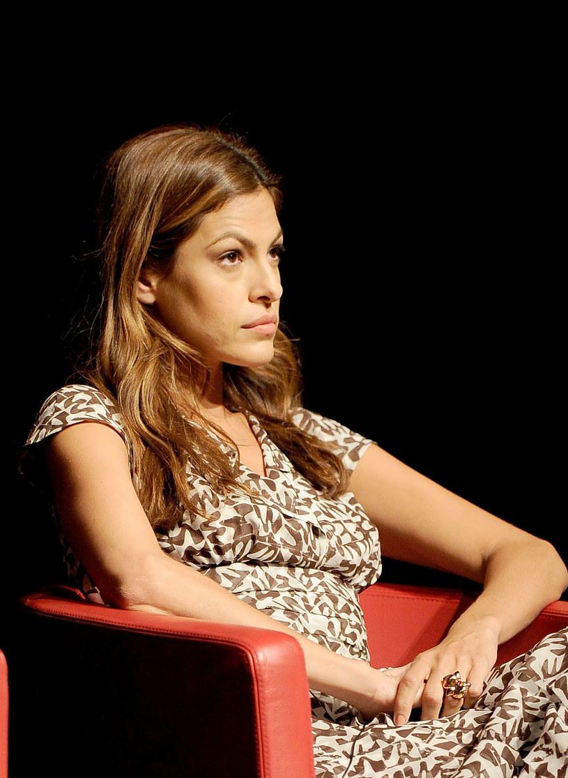 Eva Mendes /Pascal Le Segretain /Getty Images