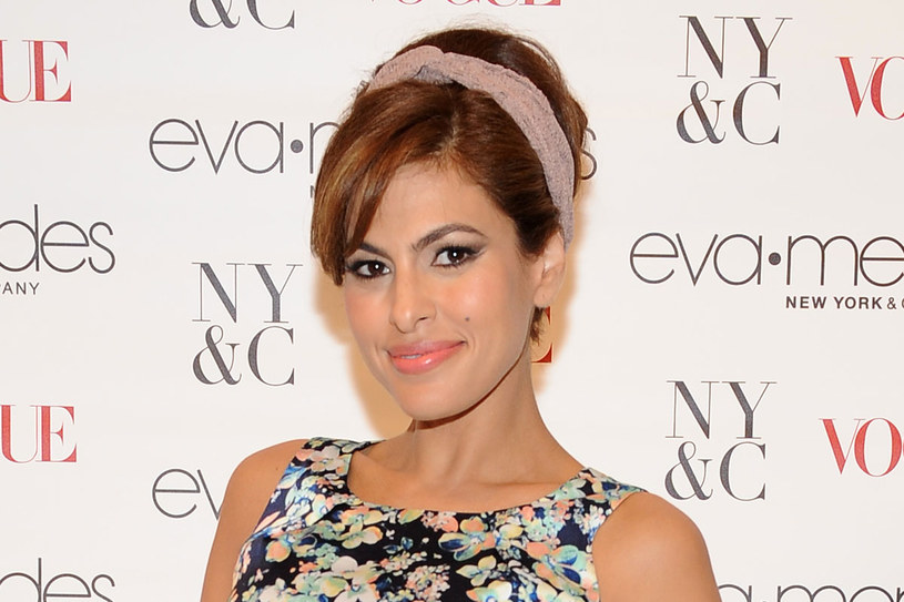 Eva Mendes /Getty Images
