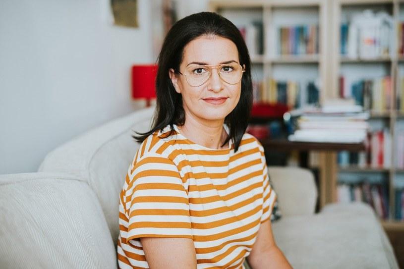 Éva Szentesi chorowała na raka szyjki macicy. Teraz przestrzega przed nim inne kobiety / Balázs Ivándi-Szabó /materiały prasowe
