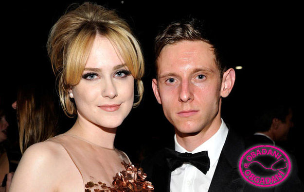 Evan Rachel Wood i Jamie Bell /Getty Images