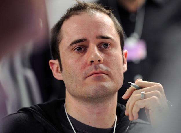 Evan Williams, współzałożyciel Twittera /AFP