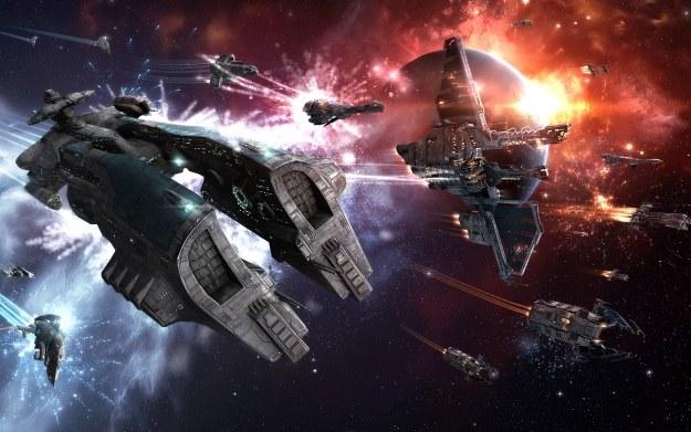Eve Online /materiały prasowe