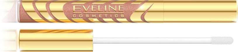 Eveline Cosmetics Błyszczyk chocolate /Styl.pl/materiały prasowe