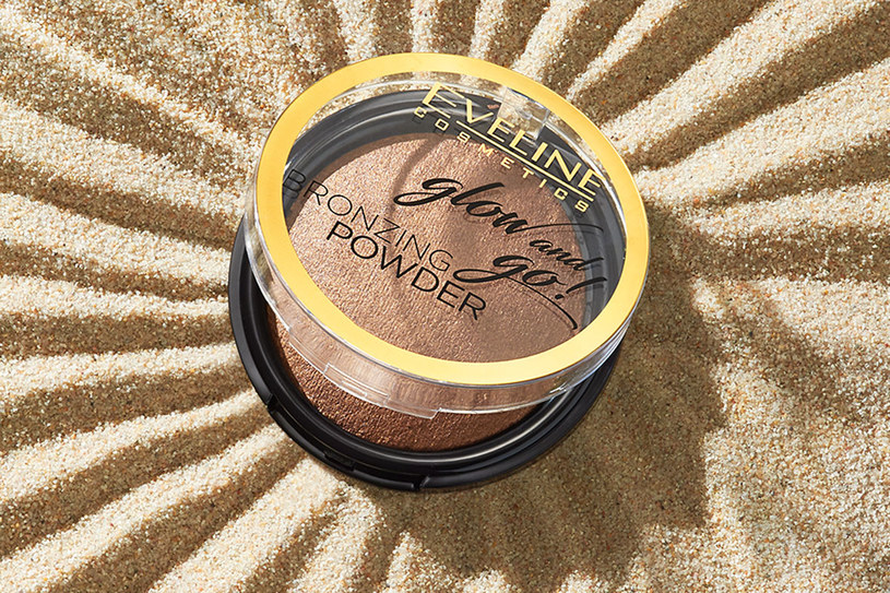 Eveline Cosmetics: Bronzer Cold Bronze z serii Glow and Go /materiały prasowe