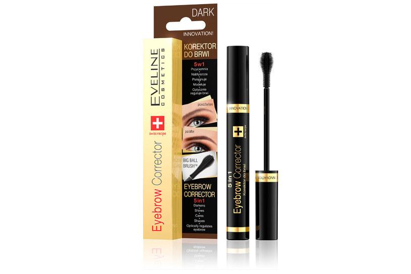 Eveline Cosmetics Eyebrow Corrector /Styl.pl/materiały prasowe