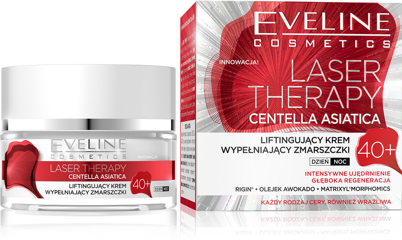 Eveline Cosmetics Laser Therapy Centella Asiatica 40+ /INTERIA.PL/materiały prasowe