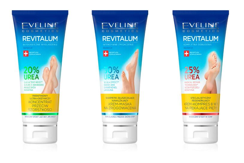 Eveline Cosmetics: Nowości z linii Revitalum /materiały prasowe