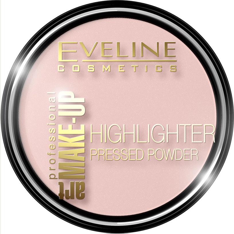 Eveline Cosmetics Puder rozświetlający w kamieniu /Styl.pl/materiały prasowe
