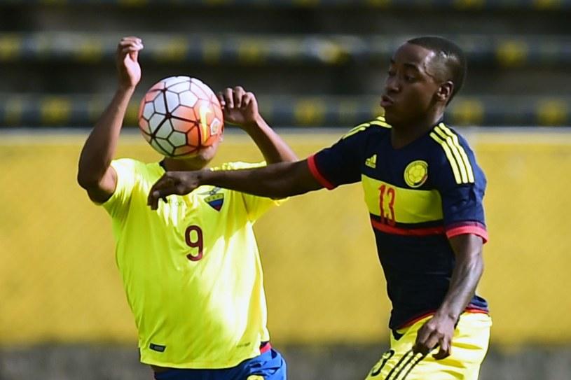 Ever Valencia (z prawej) /AFP