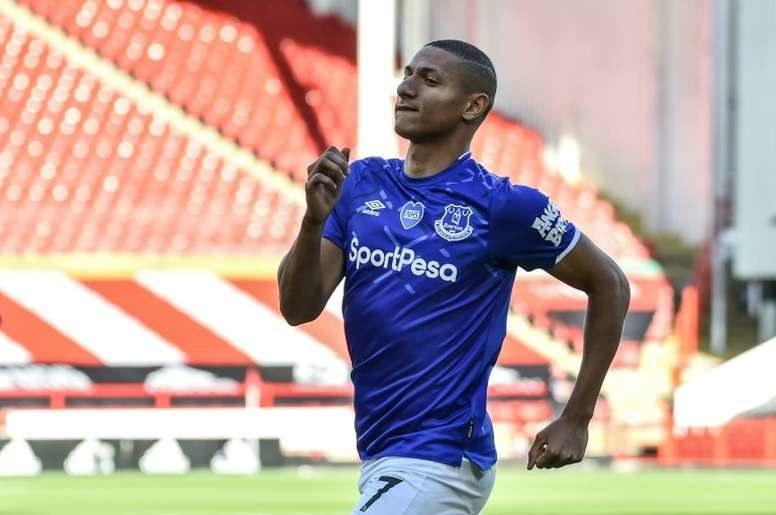 Everton FC /AFP