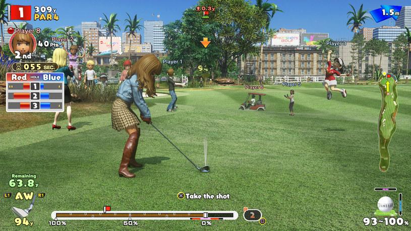 Eveybody's Golf /materiały prasowe