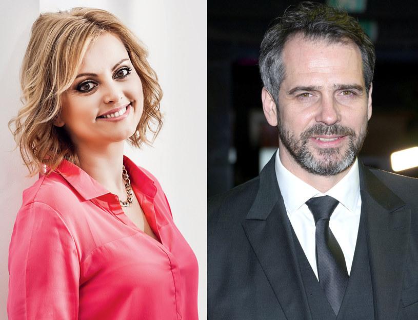 Evita Urbanikova i Paweł Deląg /Agencja W. Impact