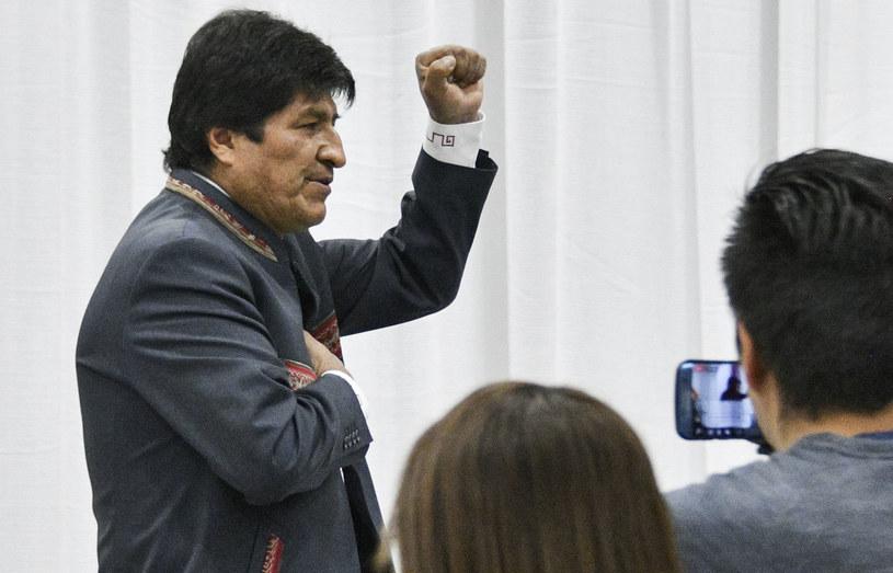 Evo Morales /AFP