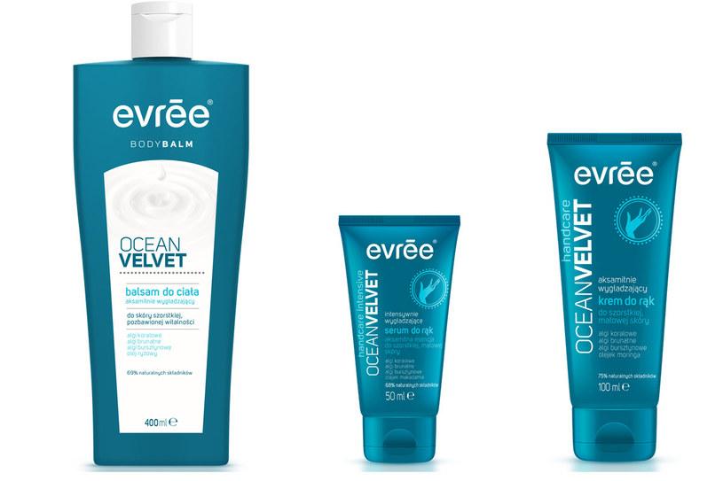 Evrēe: Linia Ocean Velvet /materiały prasowe