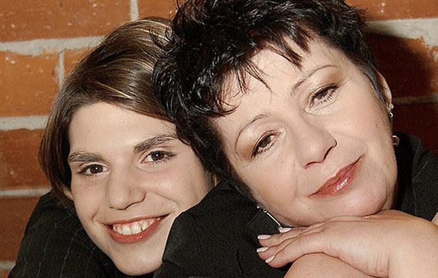 Ewa Bem z córką Pamelą /East News
