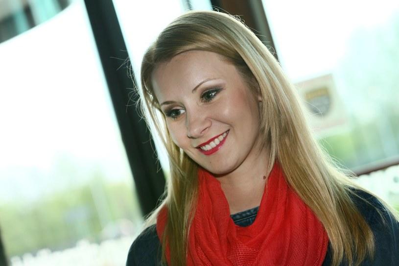 Ewa Bilan-Stoch /Tedi /Newspix