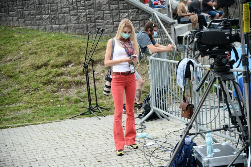 Ewa Bilan-Stoch /Marek Dybas /Reporter