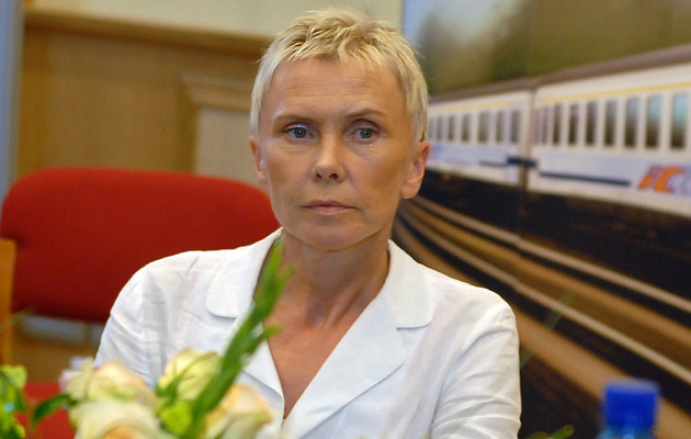 Ewa Błaszczyk /fot.Andrzej Szilagyi  /MWMedia