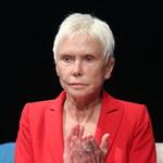 """Ewa Błaszczyk na pokazie """"Superprodukcji Biblia Audio"""""""