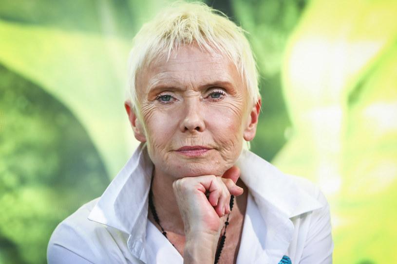 Ewa Błaszczyk prowadzi Klinikę Budzik /Beata Zawrzel/REPORTER /East News