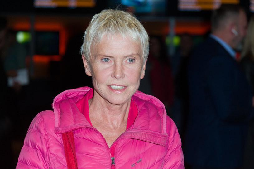 Ewa Błaszczyk skończyła 64 lata /Artur Zawadzki/REPORTER /East News