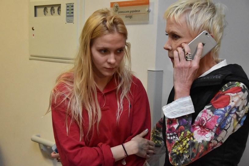 Ewa Błaszczyk z córką Manią /East News