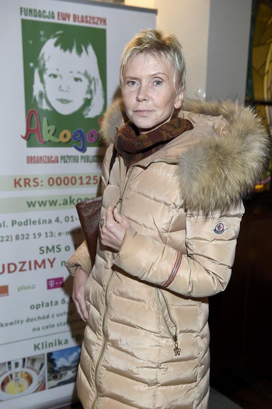 Ewa Błaszczyk /Kurnikowski /AKPA