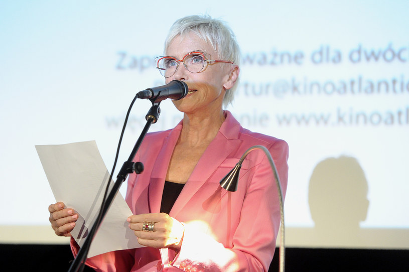 Ewa Błaszczyk /Piętka Mieszko /AKPA