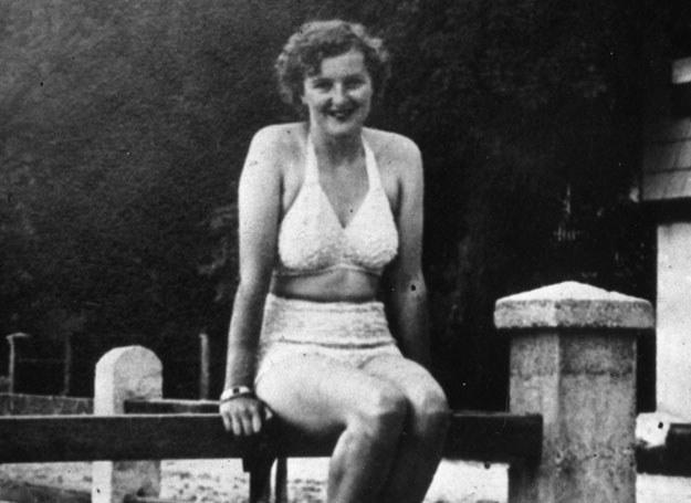 Ewa Braun podobno uwielbiała modę, filmy i jazz  /Getty Images/Flash Press Media
